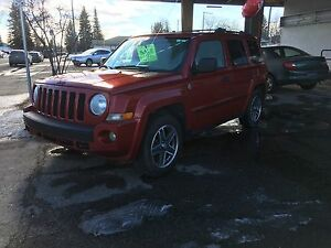 2008 Jeep Patriot  CARPROOF  AVAILABLE