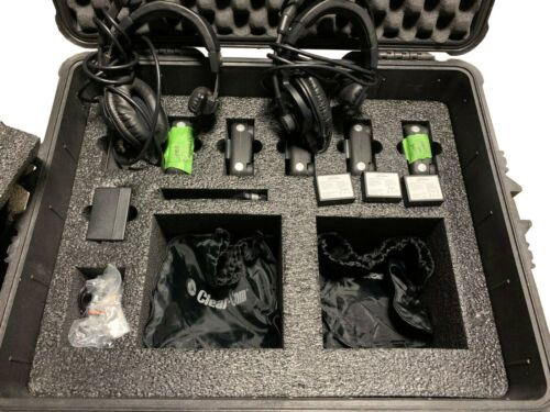 Clear-Com Tempest 900 Wireless Intercom System Set