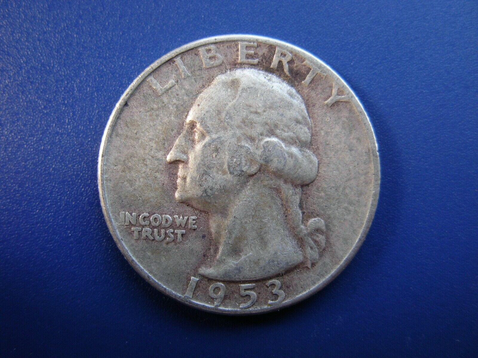 Very Nice Original 1953-S VF Washington Quarter. 2 - $7.35