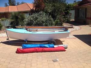 Heron - 'Sizzler' 10149 Great family boat Joondalup Joondalup Area Preview