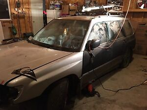 1999 Subaru Forester Drift Project