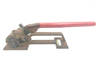 Mip-1300 Steel Banding Strap Tensioner Made In Usa Mip 1300 12 Sincher Tool