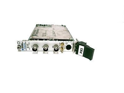 National Instruments Ni Pxi-5122 100 Mhz 100 Mss 14-bit Pxi Oscilloscope Usa