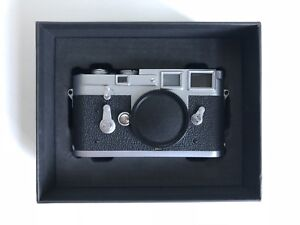 Leica M3 single stroke 1959 and 4 lenses