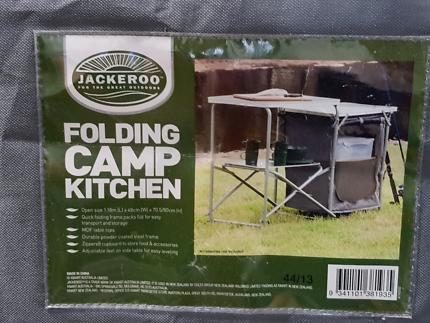 Folding Camp Kitchen- NEW