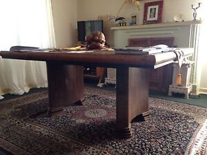 Art Deco dining table Morley Bayswater Area Preview