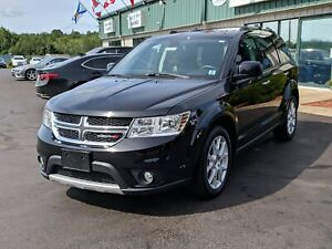 2018 Dodge Journey GT AWD/REMOTE STARTER/NAVIGATION/LEATHER/D...