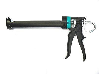 Pistola Selladora 310ml Profesional, Metal, FX7-90, Prensa de Silicona, Cartucho