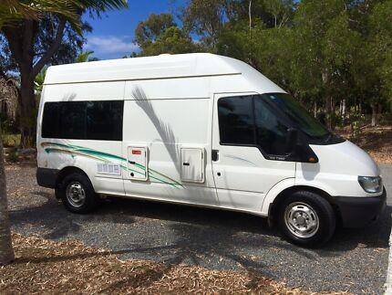 2004 Ford Transit Campervan
