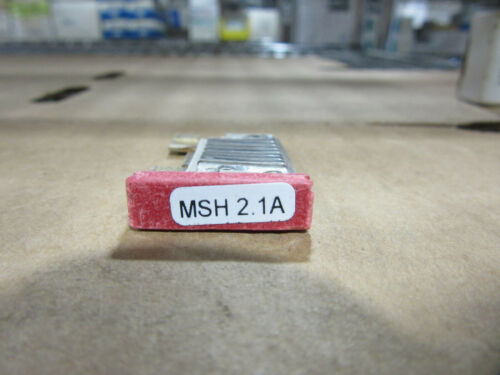 Eaton MSH2.1A Overload Heater Element NEW!!! Free Shipping