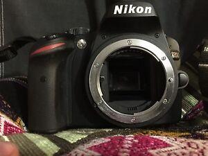 Nikon D3200 body only Kitchener / Waterloo Kitchener Area image 3