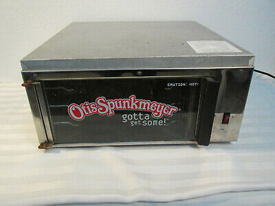 2010 Commercial Convection Otis Spunkmeyer Cookie Oven No Trays Model Os-1