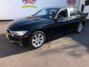 2014 BMW 3 Series 320i, Automatic, Navigation, Leather, 91,000km