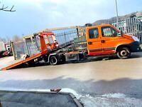 Iveco Daily C Class 3.0TD EEV 70C17 HD LWB Tilt slide Recovery Truck 2014/14 RAC