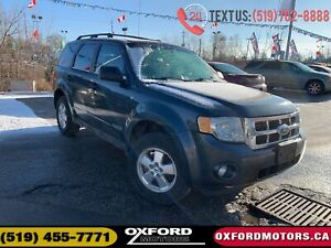 2008 Ford Escape XLT 3.0L | LEATHER | ROOF | 4X4