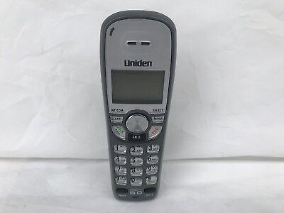 UNIDEN DECT1588-3T DCX150 CORDLESS HANDSET ONLY FOR DECT1500 SERIES PHONES