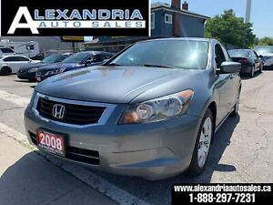 2008 Honda Accord EX/4cyl/auto/clean/safety included
