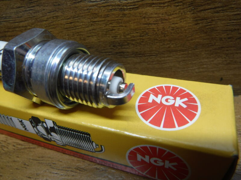 NGK Standard Sparkplug D8HA for Honda ATC 90 1971-1978