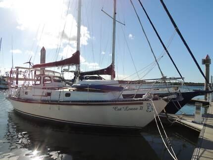 Wilf O'Kell Yacht 38 FT