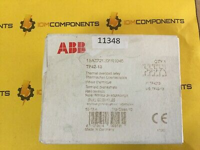 Abb Tf42-13 Thermal Overload Relay