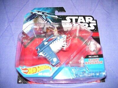 STAR WARS REPUBLIC GUNSHIP Starship HOT WHEELS Diecast NEW SEALED