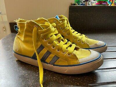 Adidas Nizza Hi Top sneakers - Rare. Size 8