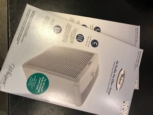 Whirlpool air purifier pre filters, large 8171434K