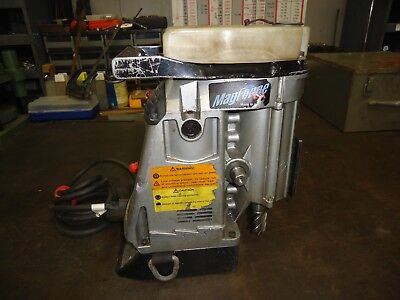 Magnetic Base Drill Jancy Mag Force Mag Drill