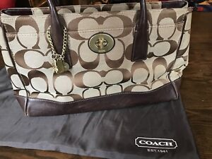 Sac à main COACH handbag