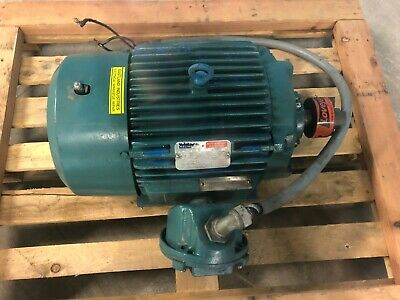 Reliance Duty Master 20hp Hazardous Location Motor 256t Frame