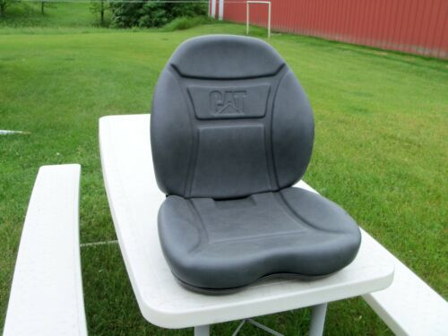 CAT Skid Steer   Seat Cushion Kit Multi Terrain Loader Caterpillar 267 277