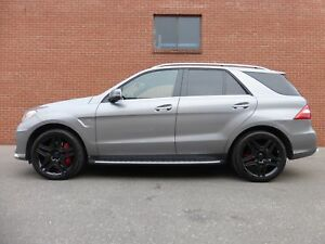 2012 Mercedes-Benz M-Class ML 63 AMG -- 550 H.P MONSTER