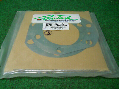 Ditch Witch 165-664 Shim Lot Of 3