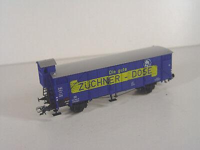 Züchner Dose Güterwagen Insider 2000 - Märklin HO Wagen - 46159   #E - gebr.