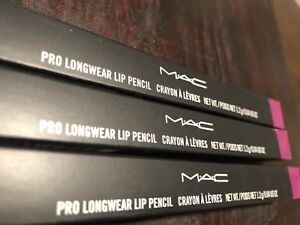MAKEUP - MAC LIP LINER & SMASHBOX CONTOUR KIT + Facebrush