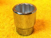 """***NEW*** ARMSTRONG 12-122   1//2/"""" DRIVE 11//16/"""" HEAVY INDUSTRIAL 12-POINT SOCKET"""