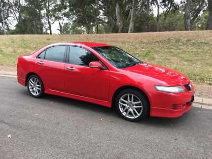 2008 Honda Accord Euro 4d Sedan Cars Vans Utes Gumtree