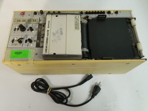 Western Graphtec Watanabe Mark VII 4-Channel LinearCorder Linear Recorder