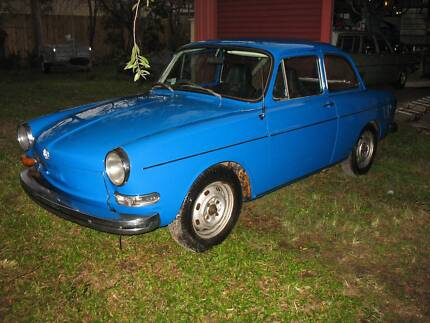 1971 Volkswagen 1600 TL T3 Notchback and Many Spares Enoggera Brisbane North West Preview