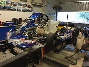 Arrows x2 100s go kart Diggers Rest Melton Area Preview