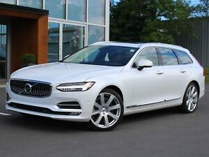2017 Volvo V90 T6 Inscription AWD | FULL VOLVO WARRANTY TO 160K