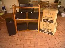 BOSE & YAMAHA HOME THEATER SPEAKER SYSTEM Pelican Waters Caloundra Area Preview