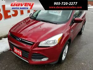2015 Ford Escape SE HEATED SEATS, POWER WINDOWS, POWER LOCKS