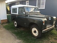 1971 land rover series 2a Harlaxton Toowoomba City Preview