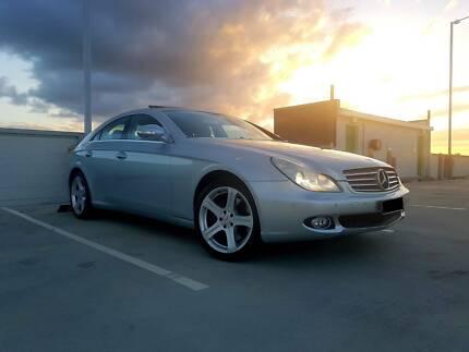 MY06 Mercedes Benz CLS500 AUTO (REGO/RWC) Macgregor Brisbane South West Preview