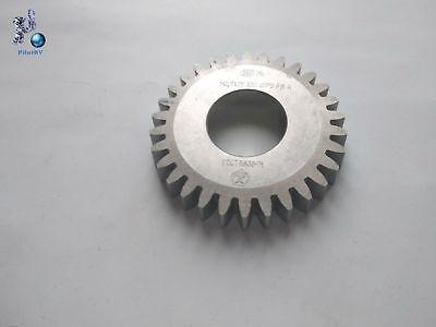 Gear Shaper Cutter M2.5 Z-10 PA 20° HSS USSR Shank Type Shaper Cutter