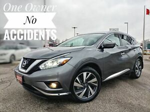 2017 Nissan Murano Platinum Leather Roof Navi  FREE Delivery