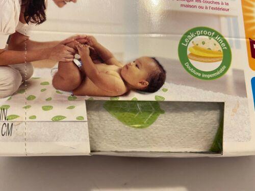 Munchkin Arm and Hammer Disposable Changing Pad 10 Count Size 10-pack 11283