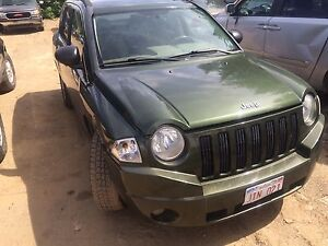 Parting out 2008 Jeep Compass 2.4l!!
