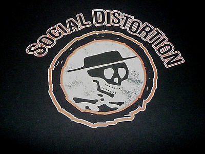 Social Distortion Shirt ( Used Size M ) Good Condition!!!